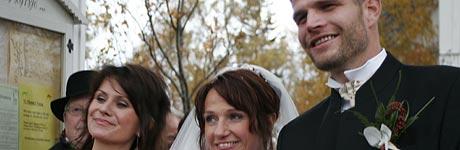 jakten på kjærlighet - bryllup (Foto: TV 2)
