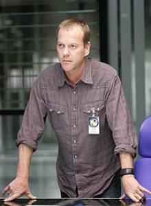 Kiefer Sutherland i rollen som Jack Bauer. (Foto: TV 2)