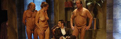 klumper i sæd norske nudister
