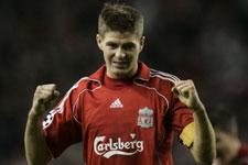 Gerrard (Foto: AP Photo/Dave   Thompson)