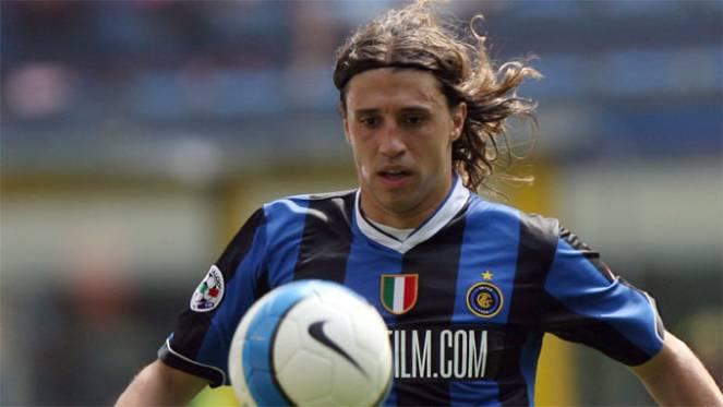 Hernan Crespo Inter Milan (Foto: GIUSEPPE CACACE )