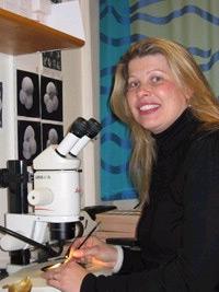 Helga  Flesche Kleiven  (Foto: BCCR)