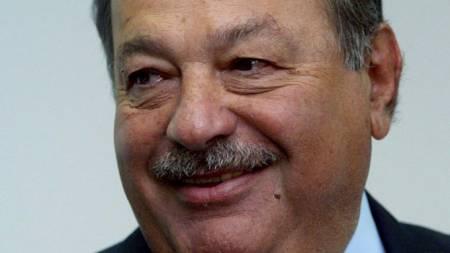 Carlos Slim Helu (Foto: EPA/SCANPIX)