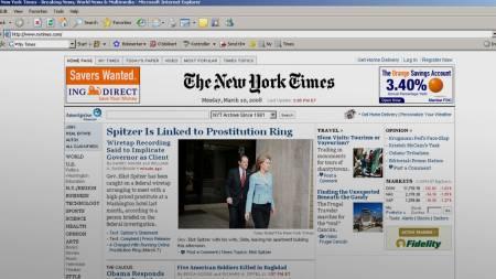 New York-ordfører involvert i prostitusjonsring.