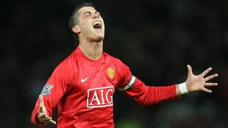 Cristiano Ronaldo (Foto: Scanpix)
