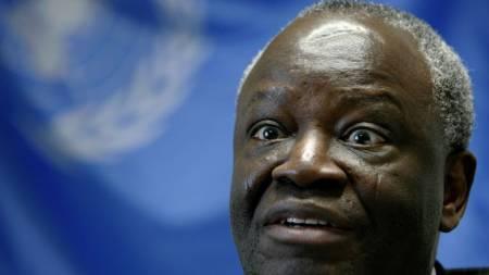 Ibrahim Gambari (Foto: REUTERS/SCANPIX)