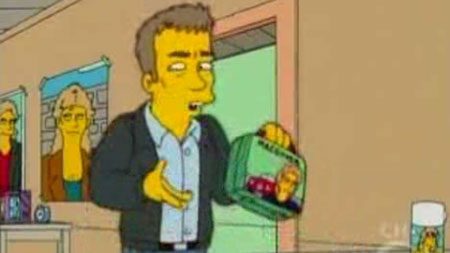 MacGyver-i-the simpsons