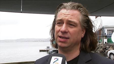 Professor ved Norges Handelshøyskole, Frode Steen.  (Foto: TV 2)