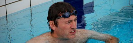 Svømming er utmerket for deg som ønsker å gå ned i vekt.