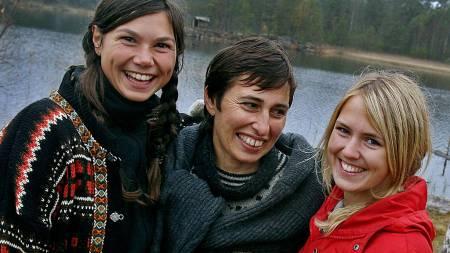 Silje-Hvarnes-Unni-Torve-og Ann Kristin Loraas