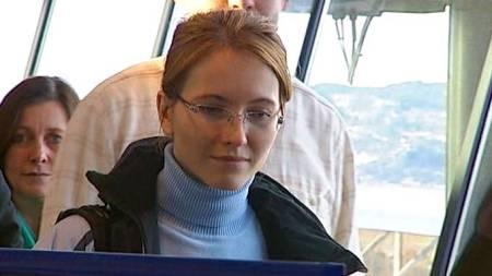 Nadia Sokolova ble utvist fra Norge.  (Foto: TV 2)