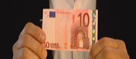 10 euro (Foto: TV 2 hjelper deg)