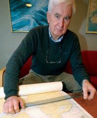 Bjørn Gjevik (Foto: UiO)