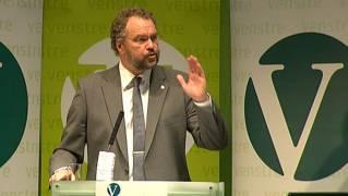 Venstreleder Lars Sponheim