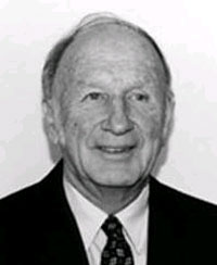 Edward Norton Lorenz ble nesten 91 år gammel. (Foto: Wikimedia)