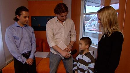 Netcom-mote (Foto: TV 2 hjelper deg)