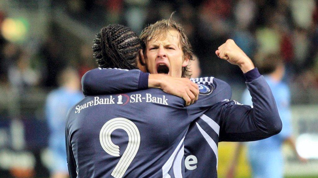 Hjemvendte Alexander Ødegaard har vært sentral for Førde i år (Foto: Hansen, Alf Ove/SCANPIX)