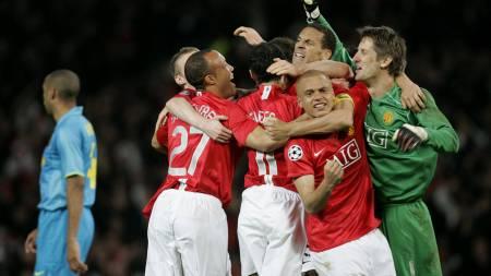 Manchester United (Foto: PAUL WHITE/AP)