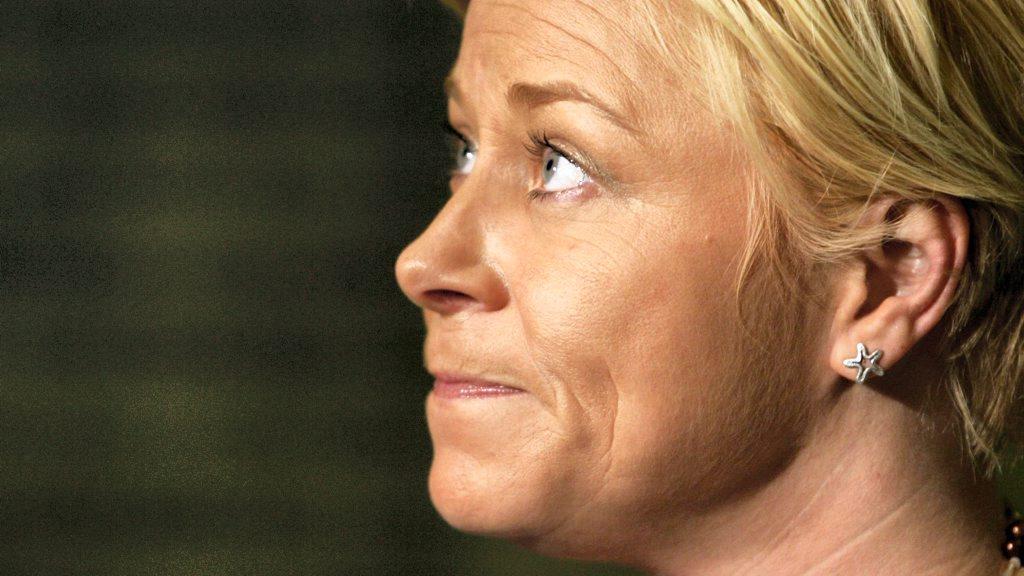 NOEN GANGER: skulle man nok ønske man holdt munnen. (Foto: Kyrre Lien/Scanpix)