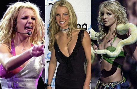 GLANDSDAGER: Her ser du Britney Spears da hun var på topp som popstjerne. (Foto: Stella, Scanpix)