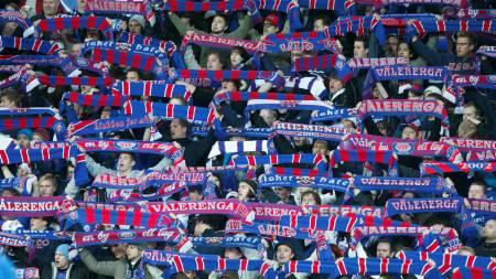 Vålerenga, supportere  (Foto: Sigurdsøn, Bjørn/SCANPIX)