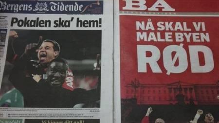 Faksmilie: BT og BA (Foto: TV 2 Sporten/)