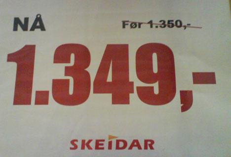 morsomme annonser Steinkjer
