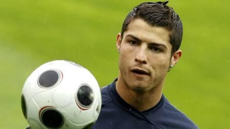 Cristiano Ronaldo  (Foto: KIM LUDBROOK/EPA)