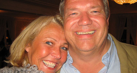 FLYTTER: Ander og Christin flytter sammen i Oslo.