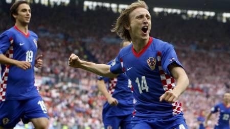 Luka Modric  (Foto: Frank Augstein/AP)