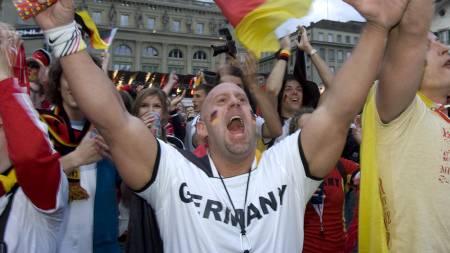 Tyskland  (Foto: VASILY FEDOSENKO/REUTERS)
