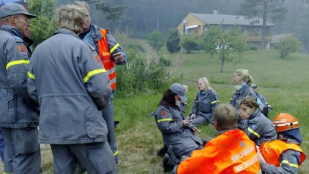 brannmannskap-mykland (Foto: Connie Bentzrud / TV 2)