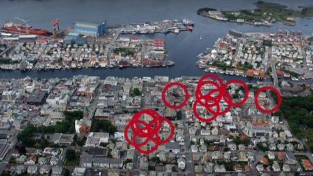 Pyromanfrykt i Haugesund 20 påsatte branner