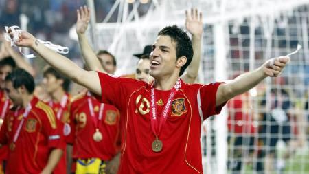 Cesc Fabregas  (Foto: Jon Super/AP)