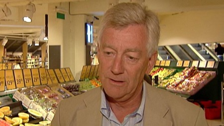 Thomas Angell, direktør i HSH. (Foto: TV 2)