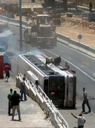 jerusalem-bulldoser (Foto: MARINA PASSOS/AFP/Scanpix)