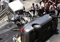 jerusalem-bulldoser-2 (Foto: BAZ RATNER/Reuters/Scanpix)