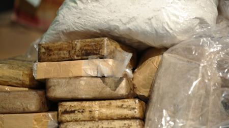Tollvesenet har gjort flere store heroinbelsag i løpet av 2008. (Foto: NICOLAS ASFOURI, ©NA/FL)