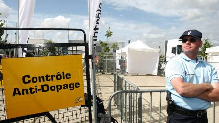 Tour de France, doping  (Foto: JOEL SAGET/AFP)