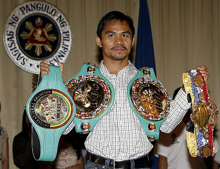 Manny Pacquiao2 (Foto: ALANAH M. TORRALBA, ©AT LB)