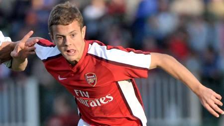 Jack Wilshire - Arsenal  (Foto: TIBOR ILLYES/EPA)