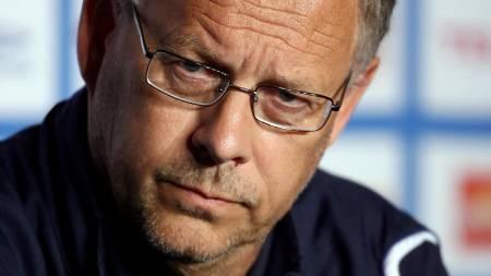 Lars Lagerbäck (Foto: Leon Neal/AFP)