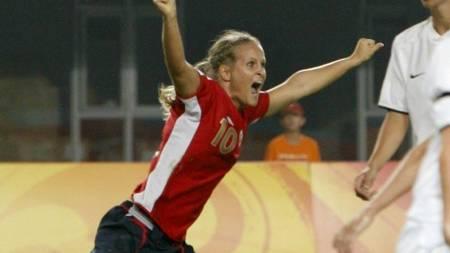 Lindy Melissa Wiik  (Foto: Åserud, Lise/SCANPIX)