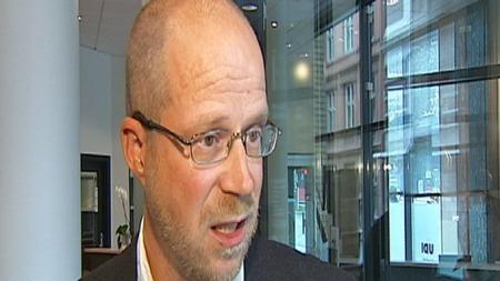 Karl Erik Sjøholt i UDI sier de har hatt dårlig tid.