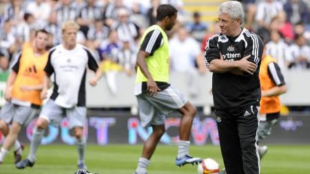 OFFENSIV SJEF: Får Kevin Keegan sving på Newcastle-skuta?  (Foto: NIGEL RODDIS/REUTERS)
