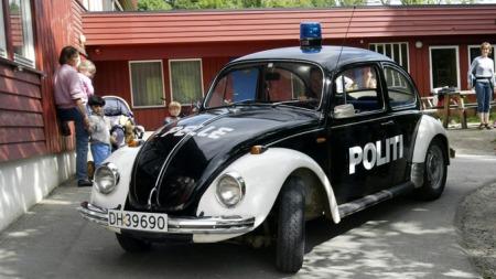 Pelle-politi, boble, VW (Foto: Tor Richardson)