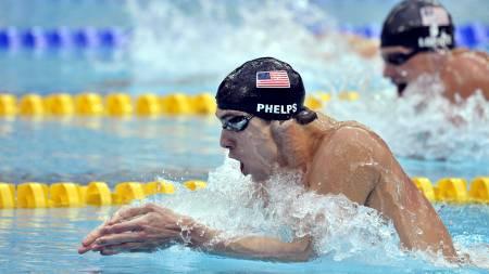 Phelps  (Foto: Markku Ulander/SCANPIX)