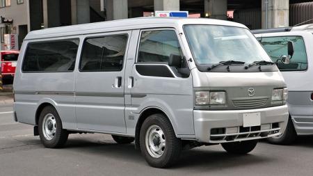 Mazda-Bongo (Foto: Tennen-Gas)