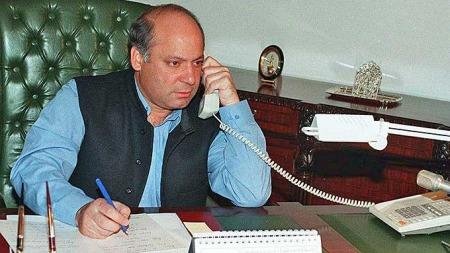 Nawaz Sharif, tidligere statsminister i Pakistan (Foto: AFP)