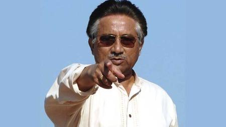 Pervez Musharraf (Foto: AFP)